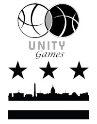 Unity Games Washington, DC, logo